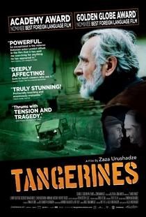 Tangerinas - Poster / Capa / Cartaz - Oficial 4