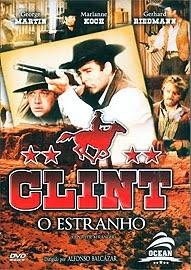 Clint, O Estranho - Poster / Capa / Cartaz - Oficial 1