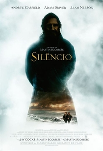 Silêncio - Poster / Capa / Cartaz - Oficial 4