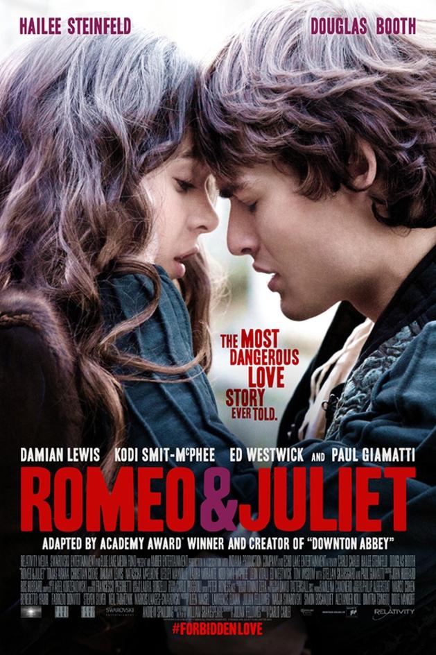 """Romeo & Juliet"": veja o novo trailer"