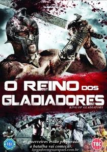 Reino dos Gladiadores - Poster / Capa / Cartaz - Oficial 3
