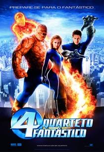 Quarteto Fantástico - Poster / Capa / Cartaz - Oficial 1