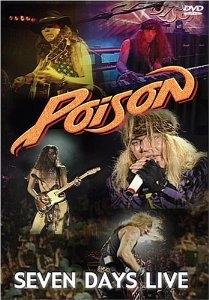 Poison Seven Days Live - Poster / Capa / Cartaz - Oficial 2