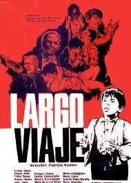 Largo viaje  - Poster / Capa / Cartaz - Oficial 1