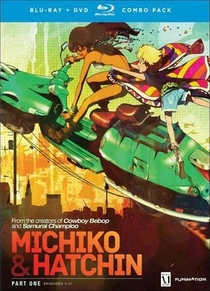Michiko e Hatchin - Poster / Capa / Cartaz - Oficial 3