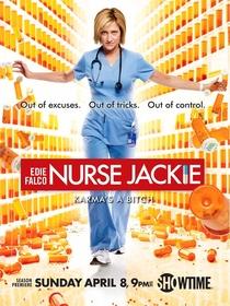 Nurse Jackie (4ª Temporada) - Poster / Capa / Cartaz - Oficial 1
