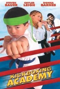 Kickboxing Academy - Poster / Capa / Cartaz - Oficial 1