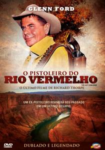 O Pistoleiro do Rio Vermelho - Poster / Capa / Cartaz - Oficial 8