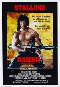 Rambo II - A Missão - Poster / Capa / Cartaz - Oficial 4