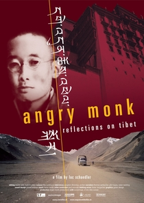 Angry monk: Reflections on Tibet - Poster / Capa / Cartaz - Oficial 1