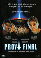 Prova Final (The Faculty)
