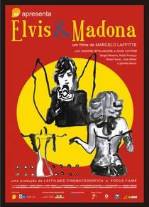 Elvis & Madona - Poster / Capa / Cartaz - Oficial 1