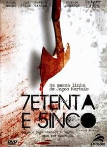 7etenta e 5inco - Poster / Capa / Cartaz - Oficial 5