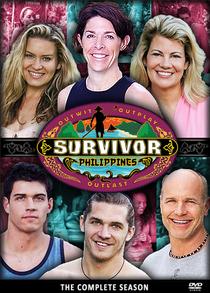 Survivor: Philippines (25ª Temporada) - Poster / Capa / Cartaz - Oficial 1