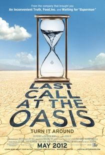 Last Call at the Oasis - Poster / Capa / Cartaz - Oficial 1