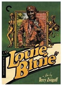 Louie Bluie - Poster / Capa / Cartaz - Oficial 1