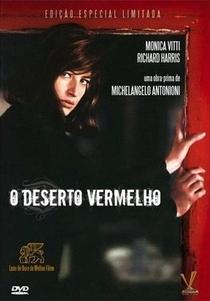 O Deserto Vermelho - Poster / Capa / Cartaz - Oficial 3