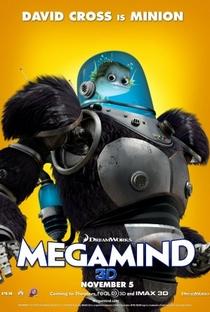 Megamente - Poster / Capa / Cartaz - Oficial 8