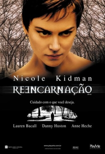 Reencarnação - Poster / Capa / Cartaz - Oficial 1