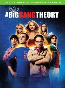 Big Bang: A Teoria (7ª Temporada) - Poster / Capa / Cartaz - Oficial 3