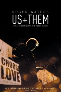 Roger Waters: Us + Them - Poster / Capa / Cartaz - Oficial 1