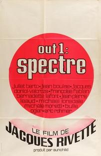 Out 1: Espectro - Poster / Capa / Cartaz - Oficial 1