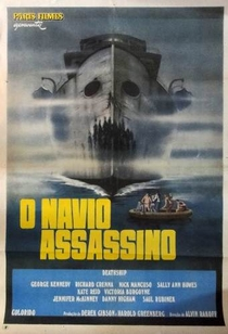 O Navio Assassino - Poster / Capa / Cartaz - Oficial 6