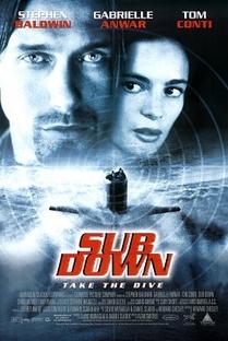 SubDown - Alerta Nuclear - Poster / Capa / Cartaz - Oficial 1