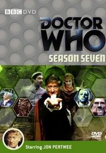 Doctor Who (7ª Temporada) - Série Clássica - Poster / Capa / Cartaz - Oficial 1