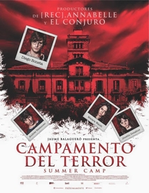 Acampamento do Terror - Poster / Capa / Cartaz - Oficial 2