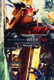 Week-End à Francesa - Poster / Capa / Cartaz - Oficial 1