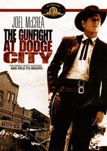 Duelo em Dodge City - Poster / Capa / Cartaz - Oficial 1