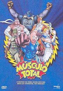 Músculo Total - Poster / Capa / Cartaz - Oficial 1