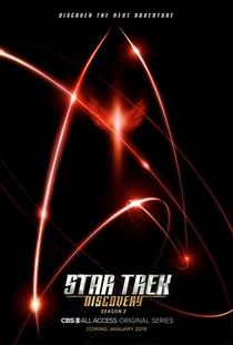 Star Trek: Discovery (2ª Temporada) - Poster / Capa / Cartaz - Oficial 1