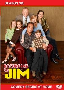 O Jim é Assim (6ª Temporada) - Poster / Capa / Cartaz - Oficial 3