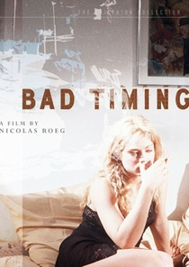 Bad Timing - Contratempo - Poster / Capa / Cartaz - Oficial 1