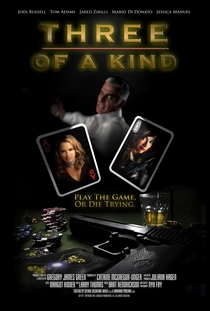 3 of a Kind - Poster / Capa / Cartaz - Oficial 2