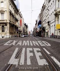 Examined life - Poster / Capa / Cartaz - Oficial 2
