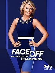Face Off (8ª Temporada) - Poster / Capa / Cartaz - Oficial 1