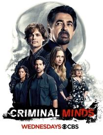 Mentes Criminosas (12ª Temporada) - Poster / Capa / Cartaz - Oficial 1
