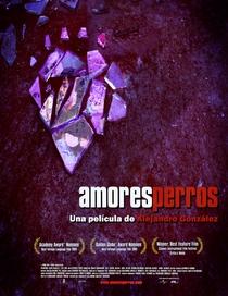 Amores Brutos - Poster / Capa / Cartaz - Oficial 5