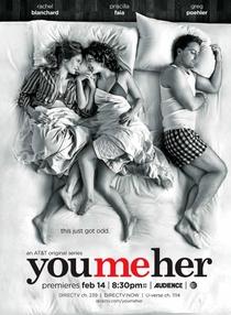 Eu, Tu e Ela (2ª Temporada) - Poster / Capa / Cartaz - Oficial 1