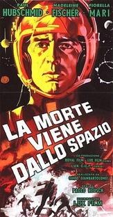A Morte Vem do Espaço - Poster / Capa / Cartaz - Oficial 5