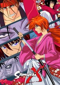 Samurai X - Poster / Capa / Cartaz - Oficial 1