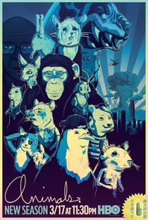 Animals. (2ª Temporada) - Poster / Capa / Cartaz - Oficial 1
