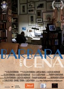 Barbara em Cena - Poster / Capa / Cartaz - Oficial 1