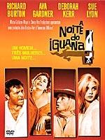 A Noite do Iguana - Poster / Capa / Cartaz - Oficial 4