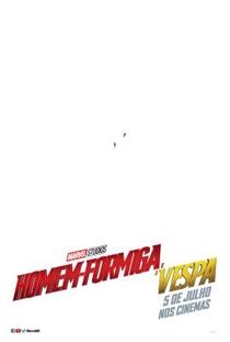 Homem-Formiga e a Vespa - Poster / Capa / Cartaz - Oficial 10