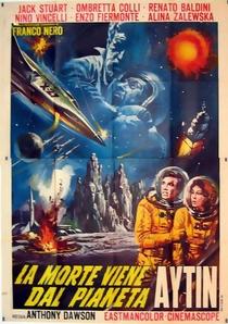 Os Homens do Planeta Attia - Poster / Capa / Cartaz - Oficial 1