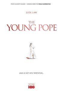 O Jovem Papa - Poster / Capa / Cartaz - Oficial 2